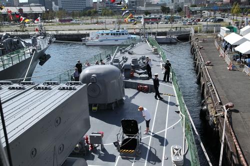 横浜港一般公開_22