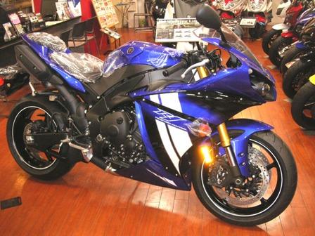 2012モデル・YZF-R1