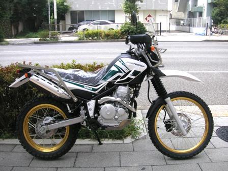 ツーリングセロー250
