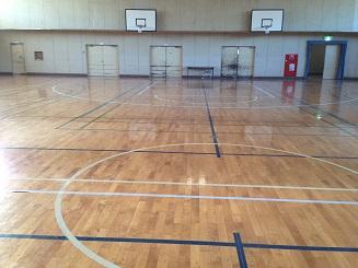 新体育館2