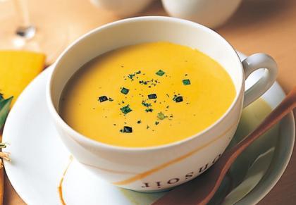 120630_かぼちゃの冷製クリームスープ