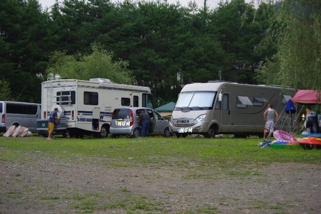 西湖キャンプ16