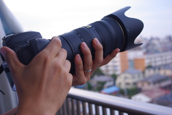 専属カメラ6
