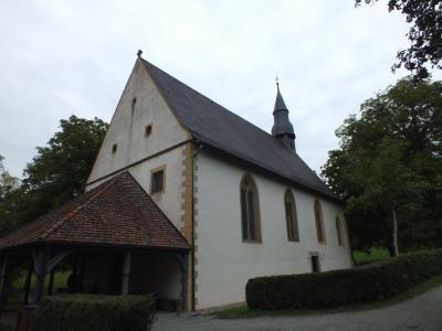 ノイザース教会2