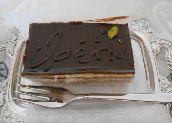 オペラケーキ