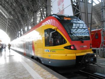 ドイツな電車