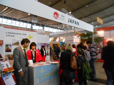 日本ブース2