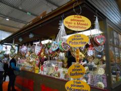 ホール6のお菓子屋台