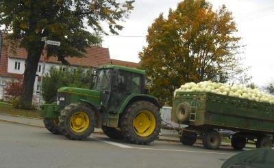 キャベツトラック