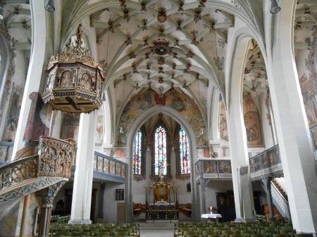 Weilheimの教会2