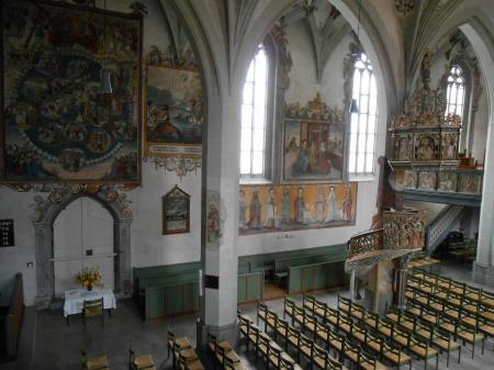 Weilheimの教会3