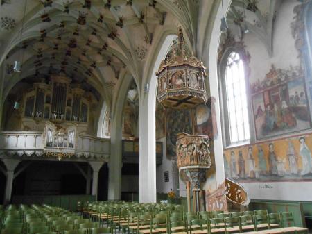 Weilheimの教会4