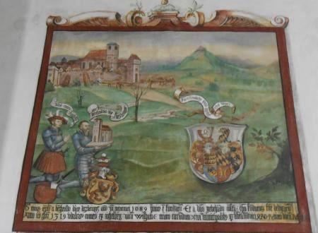 Weilheimの教会5