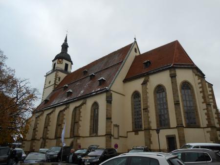 Weilheimの教会1