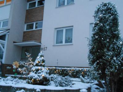 雪の帰り道8