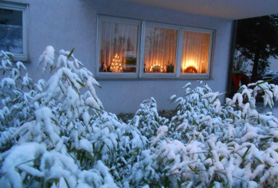 雪の帰り道6