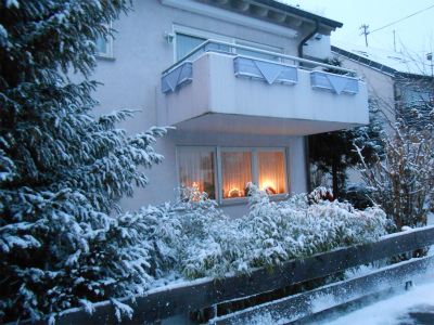 雪の帰り道5