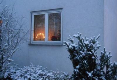 雪の帰り道9