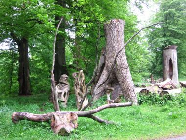 うり坊の森5