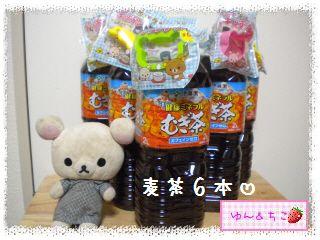 ちこちゃん日記★135★麦茶まちゅり-2