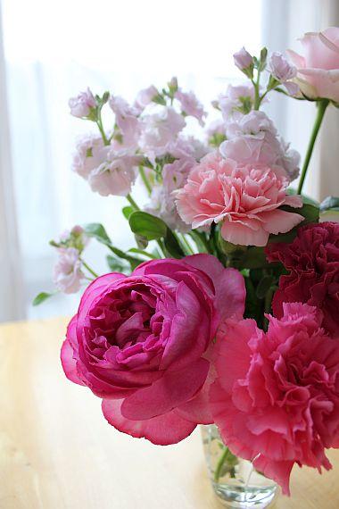 お花。^^
