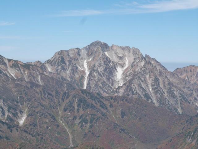 10月12日 剱岳