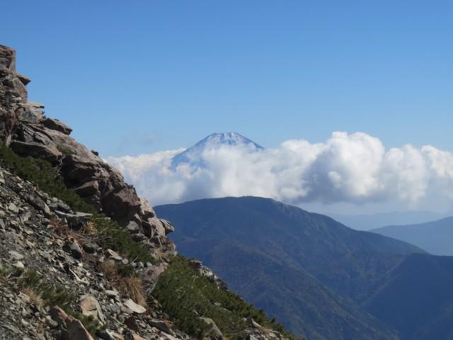 10月19日 富士山