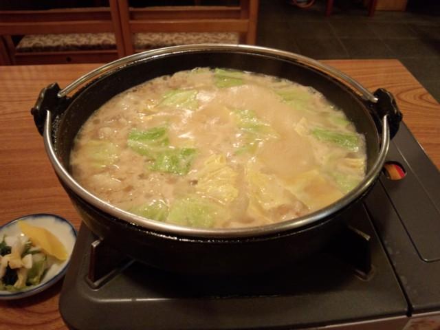 10月26日 飛騨牛テッチャン@奈賀勢