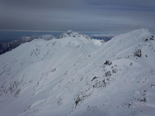 11月16日 剱岳