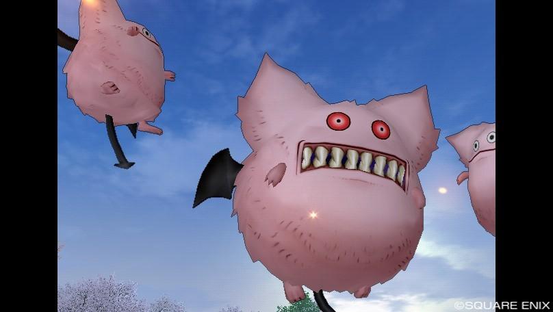 みんな大好きピンクモーモン