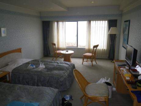 ホテルシーポート ツインルーム