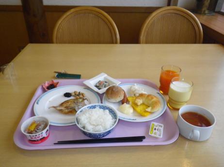 ホテルシーポート 朝食