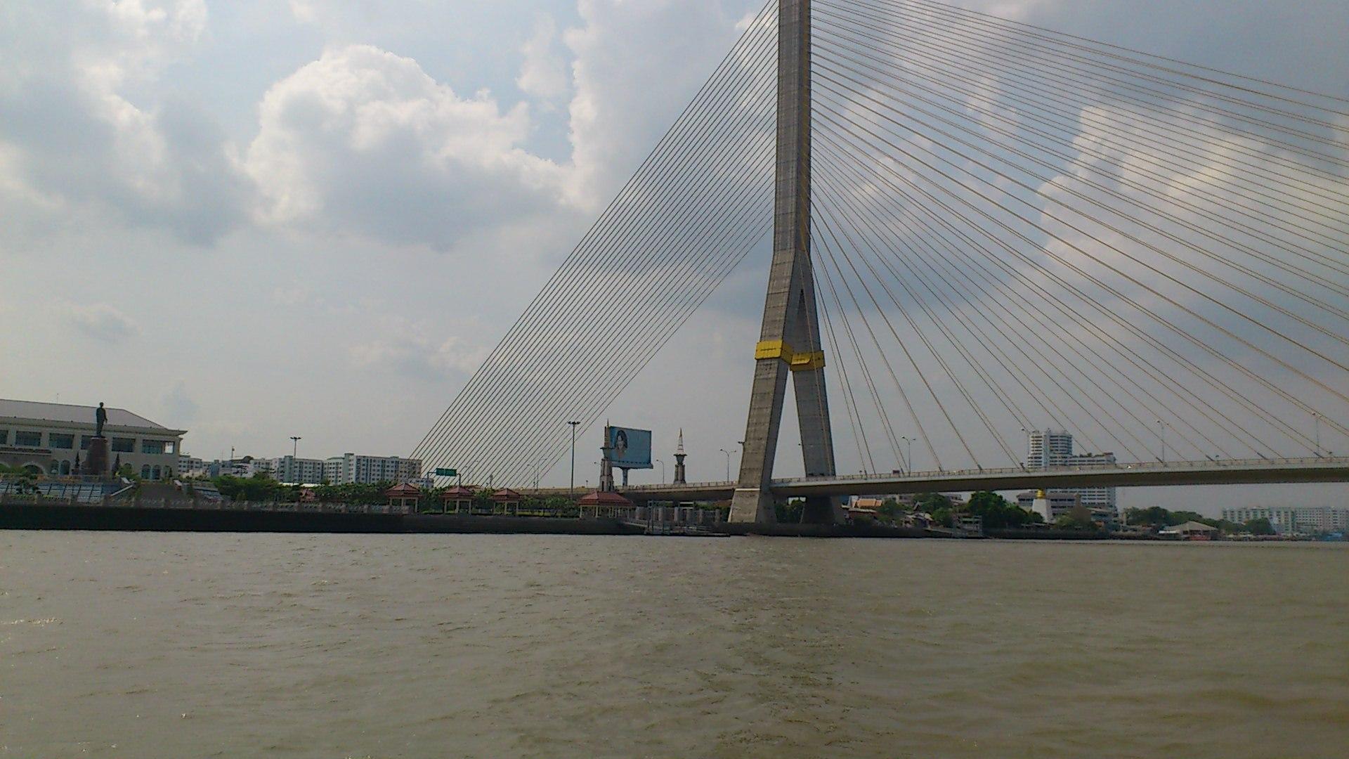 チャオプラヤー川橋