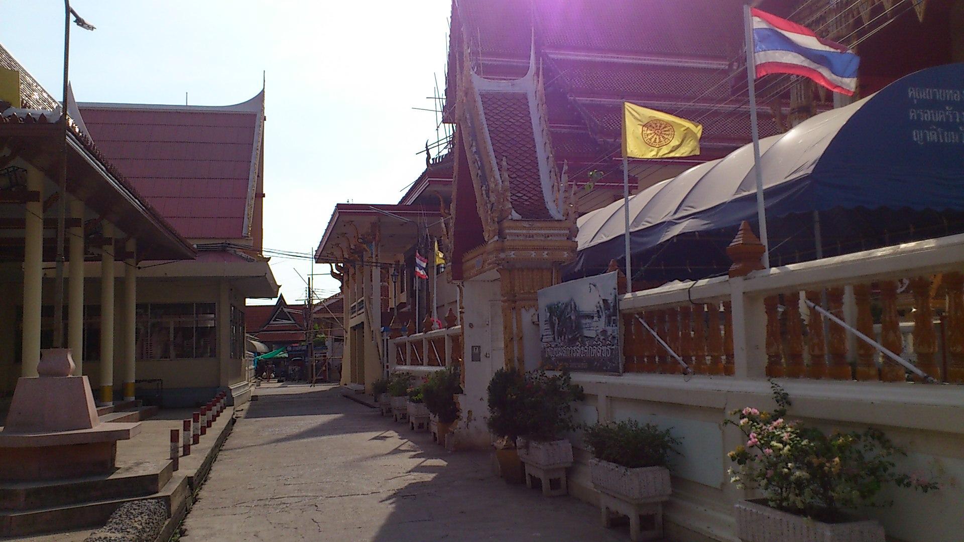 クレット島寺院