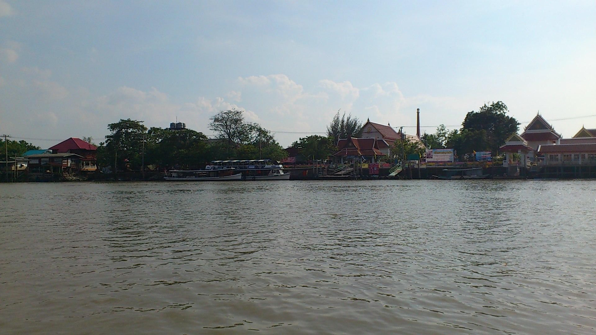 チャオプラヤー川1