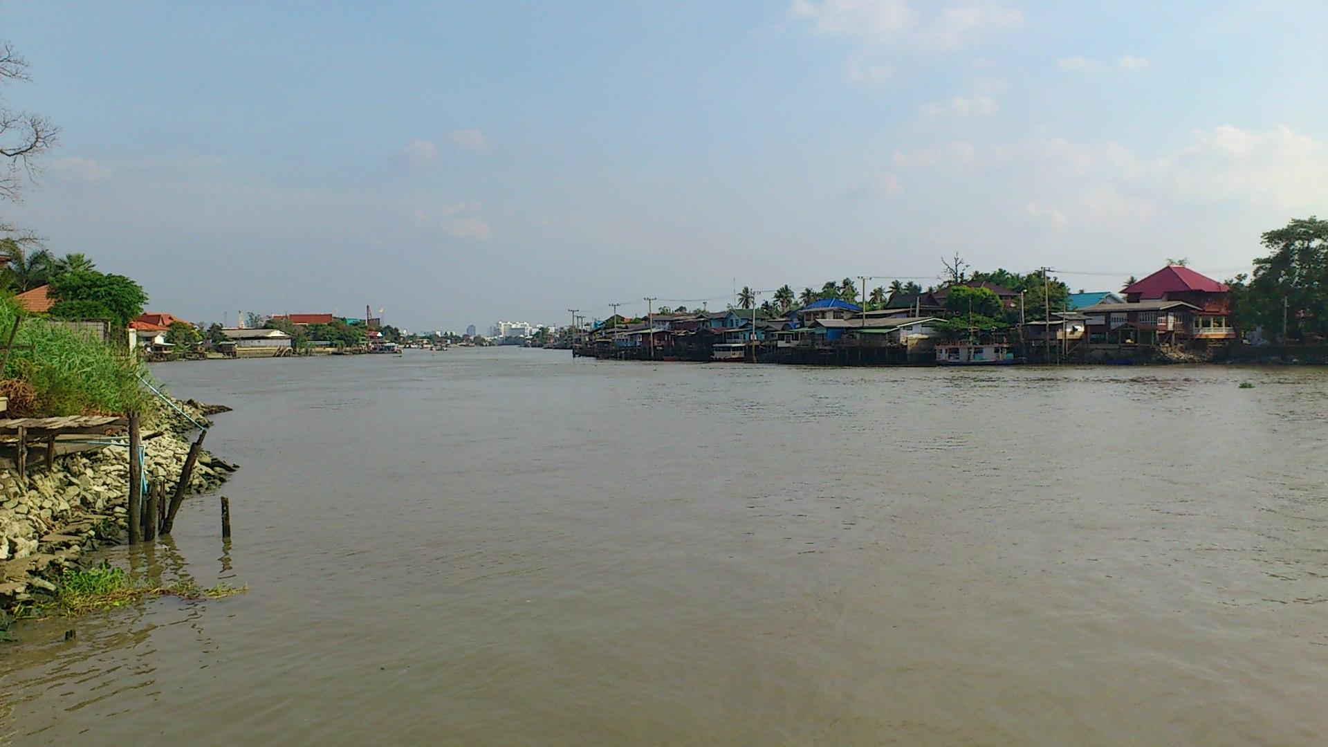 チャオプラヤー川2