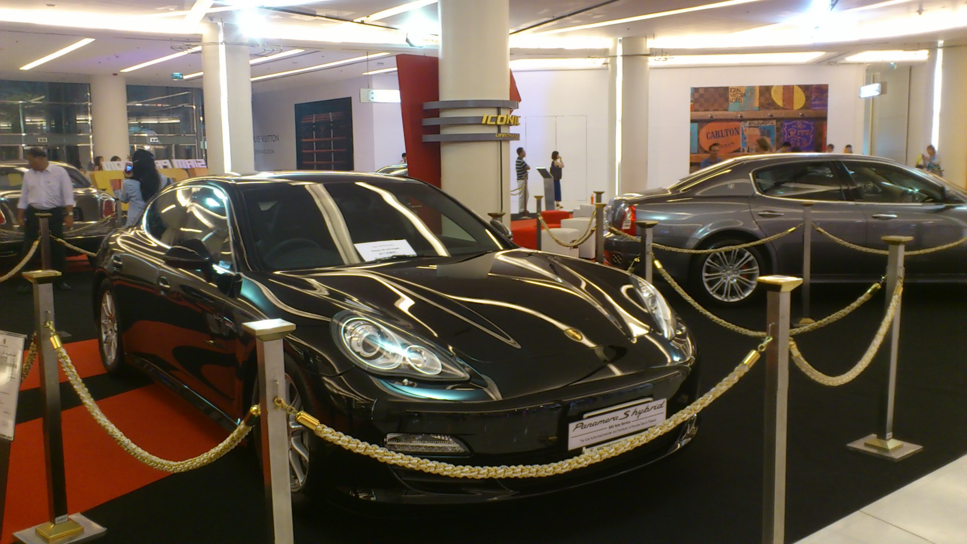 サイアムパラゴン展示車4
