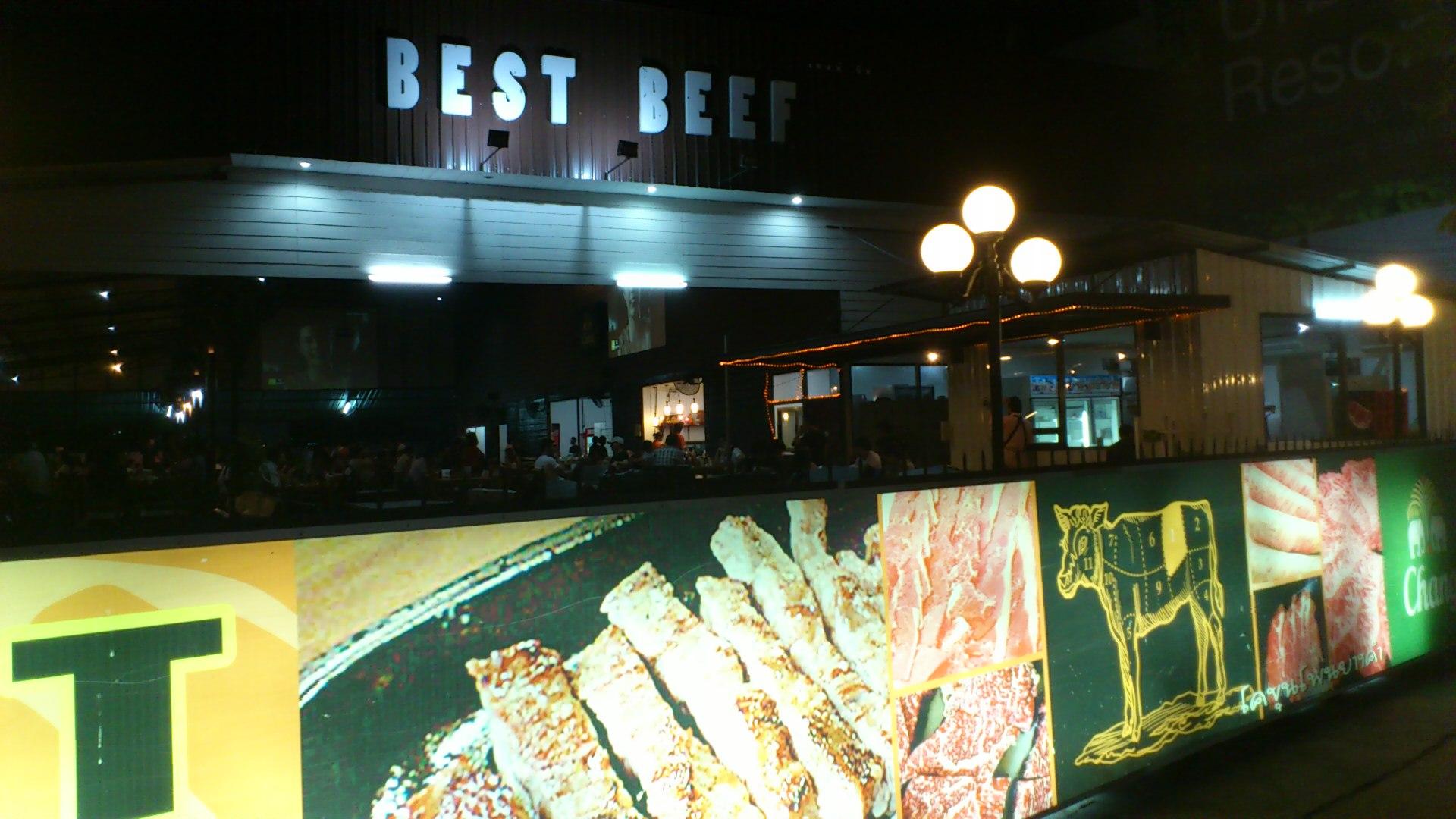 best beef 外観