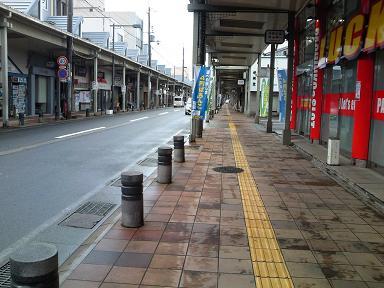 小浜駅前商店街