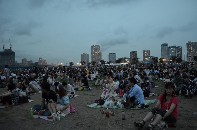 東京湾花火 (19)