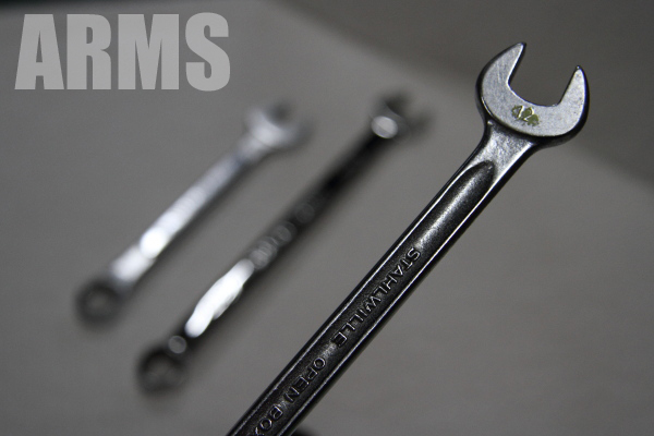 スタビレーの工具 コンビネーションレンチ