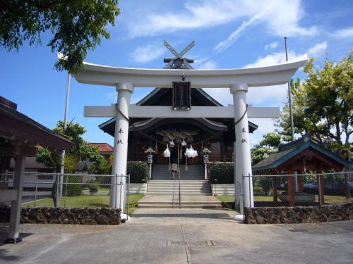 ハワイ出雲大社-1