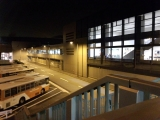 201410成田空港P3駐車場歩道橋2