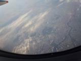 201410成田空港ジェットスターGK611東京上空
