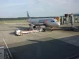 201410ジェットスターGK611熊本空港到着