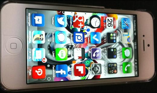 iPhoneのWi-Fi専用機化
