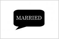 フォトプロップス(Just Married)ひな形・書式