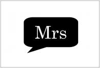 フォトプロップス(Mrs)テンプレート