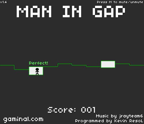 MAN IN GAP-2