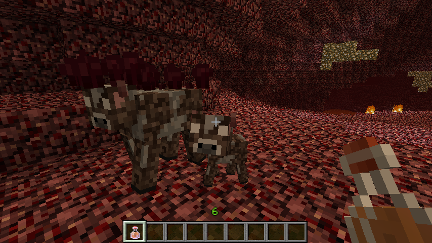 Nether Cows Mod-4